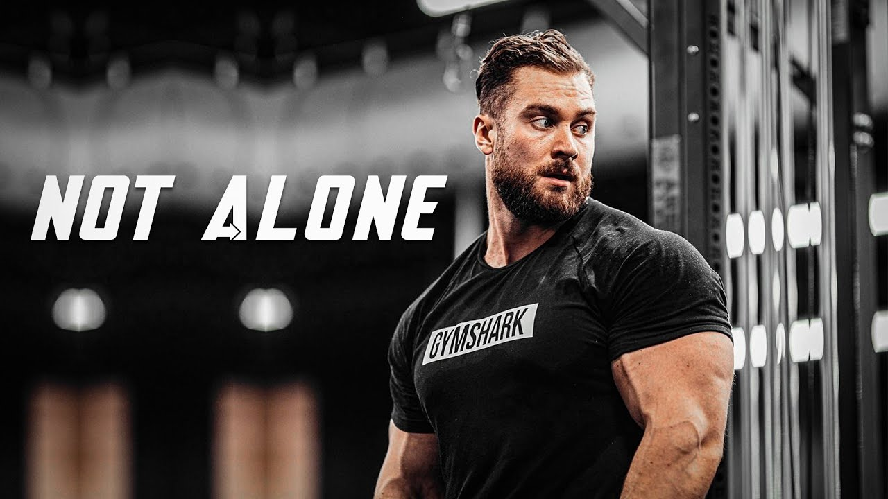 NOT ALONE 😊 CHRIS BUMSTEAD