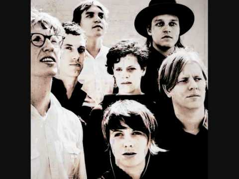 Arcade Fire - In The Attic