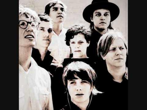Arcade Fire - In The Attic