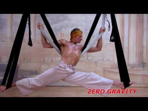 Yoga Swing Postures & Explanation by Yogi Zen-originator  zerogravitygym.com