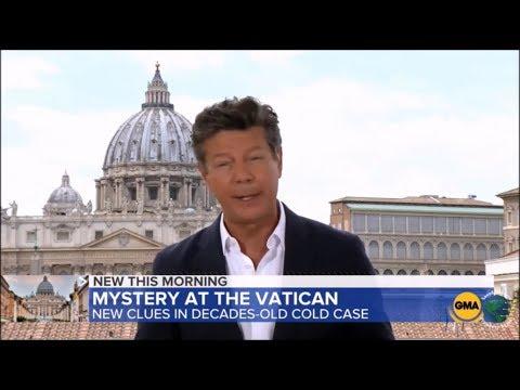 """Э.Энрикес : """"Тысячи неопознанных костей были найдены в  Ватикане."""""""