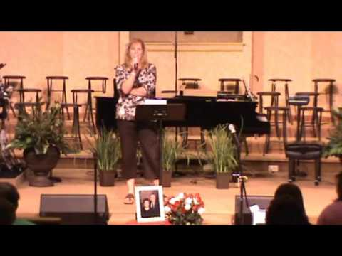 Judi Bruhn - Celebration Of Life Service - Part 2