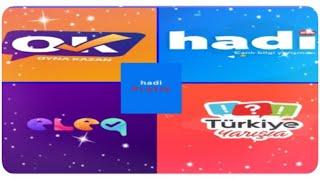 Canlı Bilgi Yarışmaları için joker ve ipucu veren uygulama ( hadi, eleq, oyna kazan, türkiye yarışta