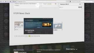видео CMS Joomla: модули новостей