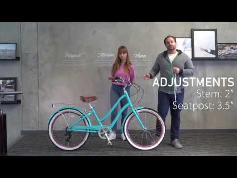 sixthreezero EVRYjourney BODYfit - Sizing a Women's Bike