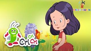 Flori de primavara - Cantece pentru copii - CriCriCri Mp3