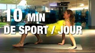 Fitness Master Class - 10 minutes de sport par jour