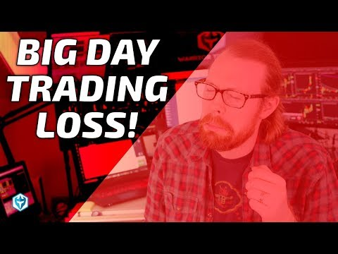 Trading Recap: Feeling Blue Because I Finished Red, -$6,960
