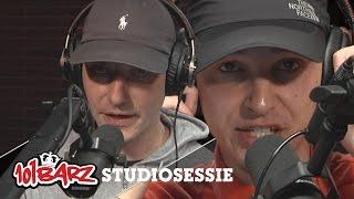 EZG & Steen - Studiosessie 252 - 101Barz