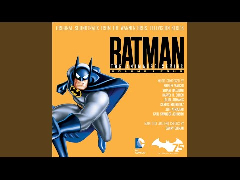 Batman Confrontation With Clayface/Clayface Dies