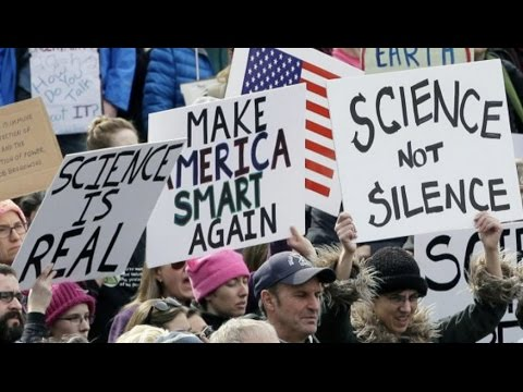 Trump Defunding Science a Threat to Civilization