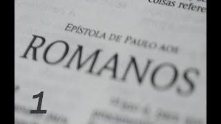 IGREJA UNIDADE DE CRISTO /  Estudos Livro Romanos 1ª Lição  - Pr. Rogério Sacadura