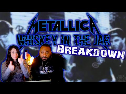 METALLICA Whiskey In The Jar Reaction!!!