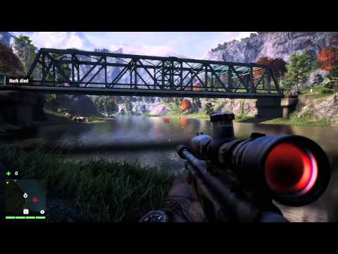Full download far cry 4 easy demon fish hunting for Ps4 hunting and fishing games