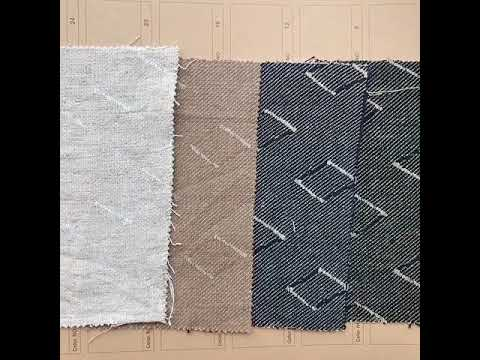 Wholesale woven soft feeling viscose hemp fabric for clothing