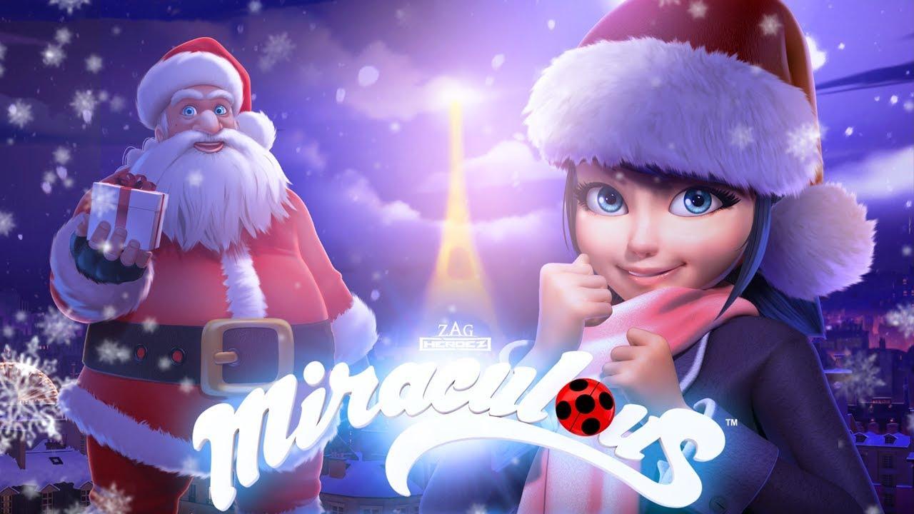 Miraculous Pire Noël Affreux Noël à Tous Les Aventures De Ladybug Et Chat Noir