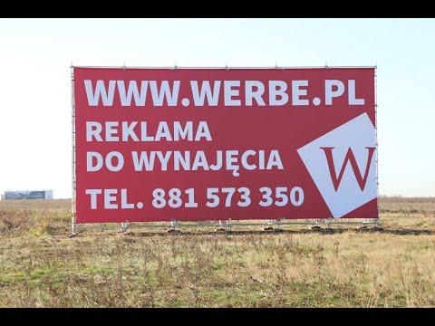 Megaboard, billboard reklama