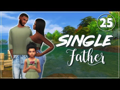 The Sims 4 | Single Father 👧🏽 #25 BABY SHOWER 👶🏾