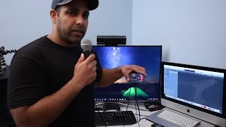 How to Eliminate Microphone Feedback from Home recording studio|Live Sound Reinforcement Hindi/Urdu
