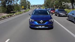 2018 Renault Megane GT Wagon she says, he says video review