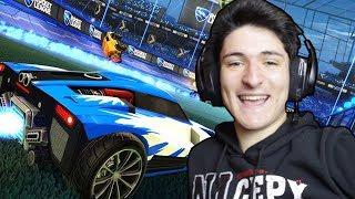 ROCKET LEAGUE FT.FAVIJ - SPACCHIAMO I CULI - I PARCO GIOCHI