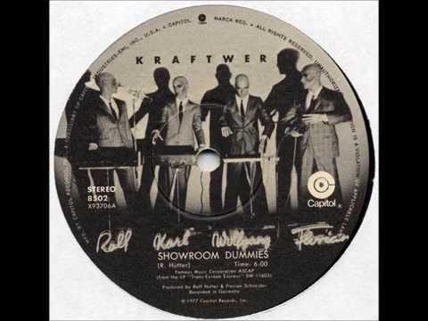 Kraftwerk - Showroom Dummies / Les Mannequins (Special Disco Version) [1977]
