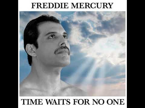 Freddie Mercury - Time Waits For No One (Audio)