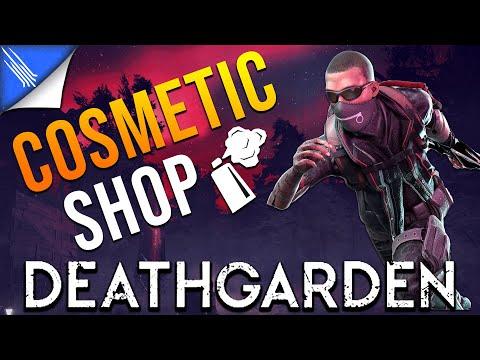 Cosmetic Shop Set to Release - Deathgarden Dash Gameplay