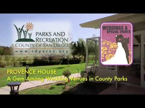 Provence House   A Gem Among County Parks Wedding Venues