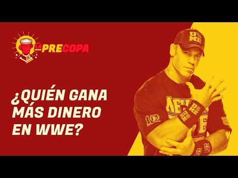 Los luchadores mejor pagados de WWE | La Precopa S2 Ep. 7