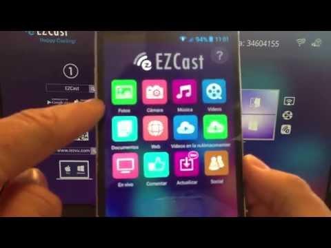 Ezcast Mejor Que Chromecast  Smartv Netflix  Google Airplay  UPMOVILCHILE