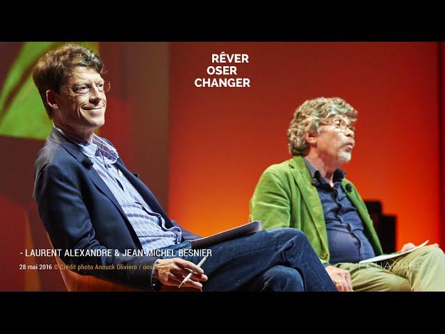 L. Alexandre / J-M Besnier : De la nécessité d'un débat politique à l'heure du tsunami technologique