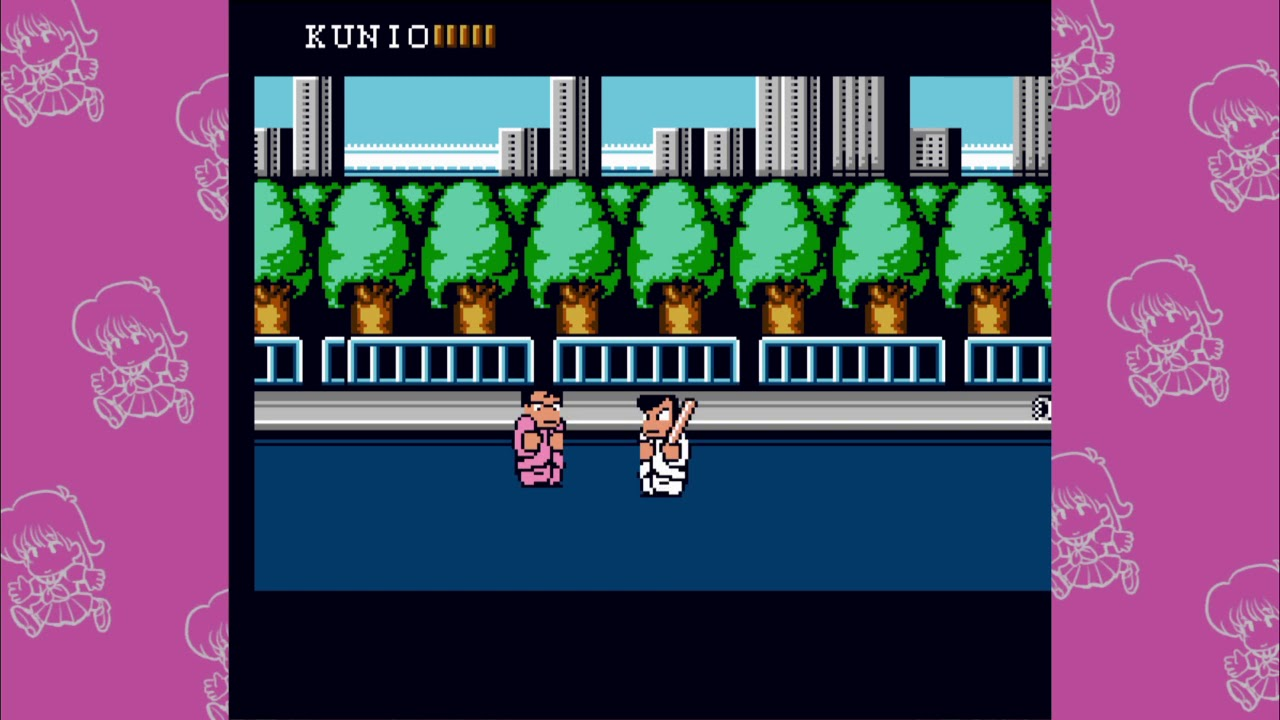 Double Dragon Kunio Kun Retro Brawler Bundle Coming West For Ps4 And Switch On February 20 Gematsu