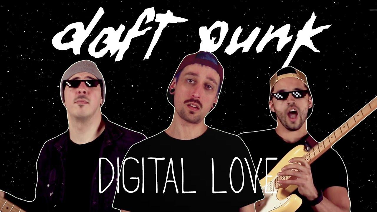 Download Daft Punk - Digital Love (Cover by Eskis)