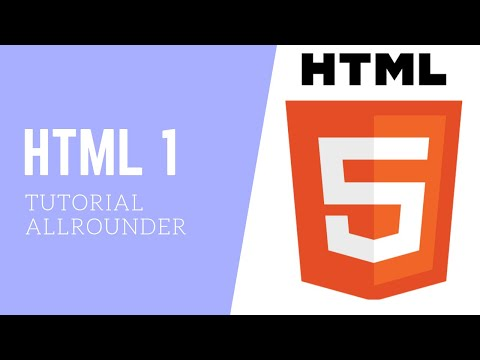 HTML Tutorial Beginner|  The Invisible Part-1
