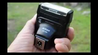 How To turn a Nikon SB-400 into a Manual Flash!