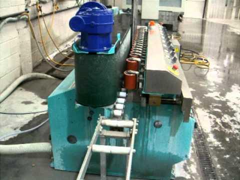 Marmo Meccanica Edge Polishing Quartz By Universal