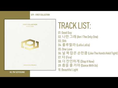 Download Album SF9 – FIRST COLLECTION Mp4 baru