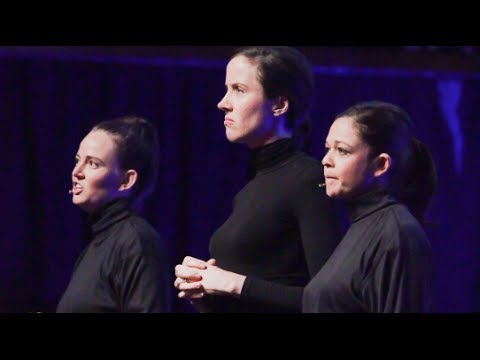 Know More About Theatre, You Uncultured Oafs: post at TEDxSydney 2014