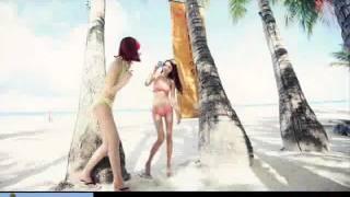 Repeat youtube video ชุดว่ายน้ำ บิกินี่ ทูพีช วันพีช เทรนด์เกาหลี สวยน่ารัก
