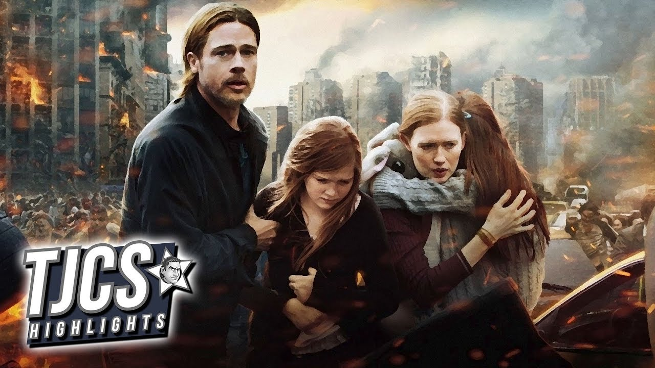 Download World War Z 2 is Cancelled Over Budget