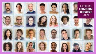 Frozen - West End cast reveal