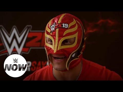 WWE Now Arabic: راي ماستريو يتحدث عن النزال على لقب اليونيفرسال في الرياض