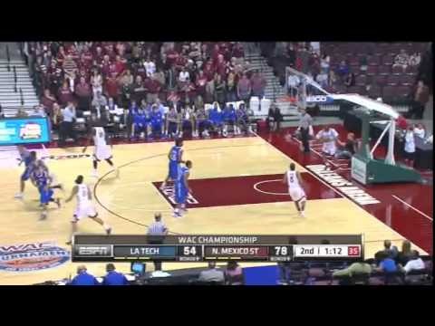 Tyrone Watson NMSU Basketball