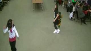 Attan dance by hazara girls