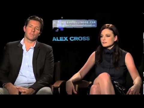 Ed Burns Rachel Nichols Exclusive Interview by Monsieur Hollywood
