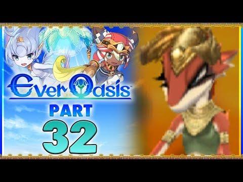 Ever Oasis - Part 32 | Drauk Settlement! [New Nintendo 3DS Gameplay]