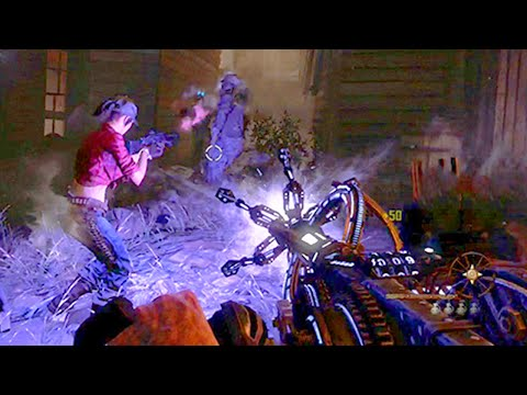 BURIED: RESOLUTION 1295 - Call of Duty: Black Ops 2 Zombies Stream!