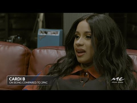 Cardi B on Being Compared to 2Pac