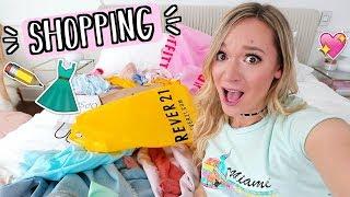 I Went Back to School Shopping + Huge Haul!! AlishaMarieVlogs